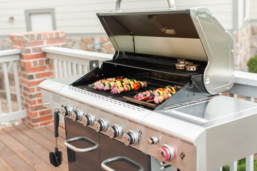 Grill healthier with these tips
